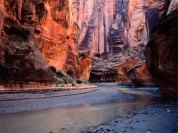 SCIENCE erosion - water - canyon