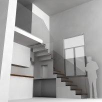 The Mezzanine in the Studio Space