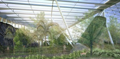 Chester Zoo Hoa Interior View