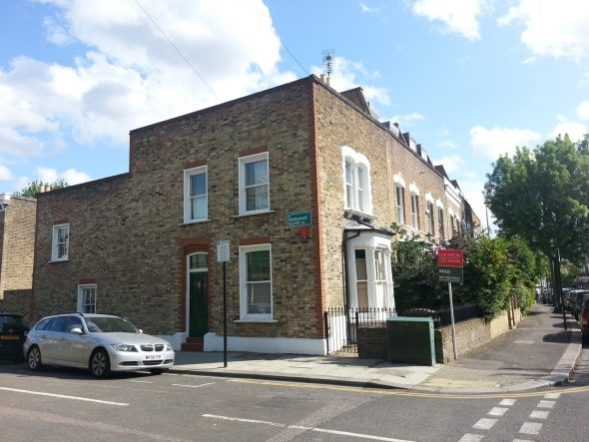 Stoke Newington House Mamou-Mani office