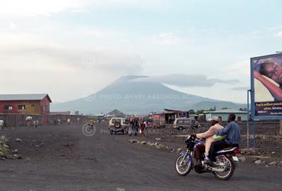 CGDM100-1 Mount Nyiragongo, Goma, 2006