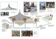 Eco-Resort: Environemental Strategy, Solar Chimney and water cooling techinques