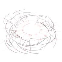 Parametric Model Output - Caviar House T2 by Cinimod Studio