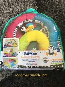 cocoon explore and play de babysun
