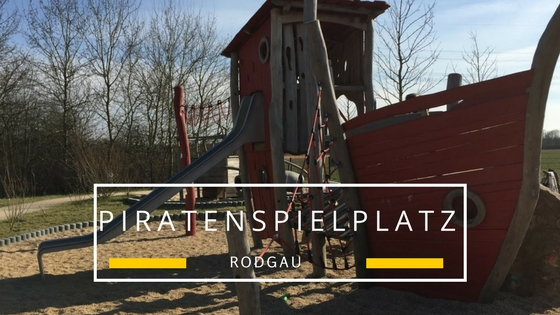 Piratenspielplatz in Rodgau