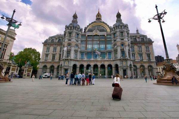Guide to Antwerp in Belgium