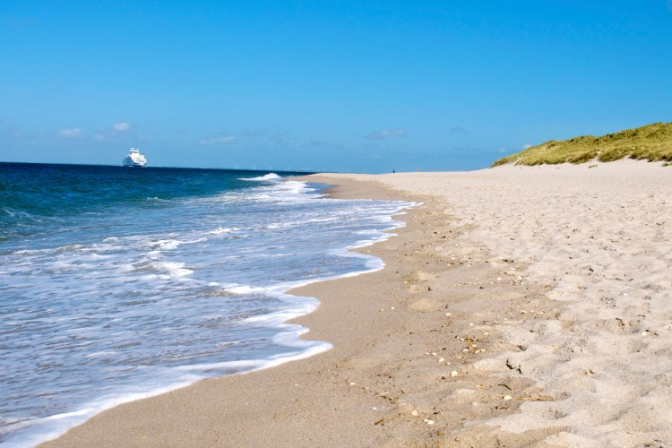Sylt Island in Germany