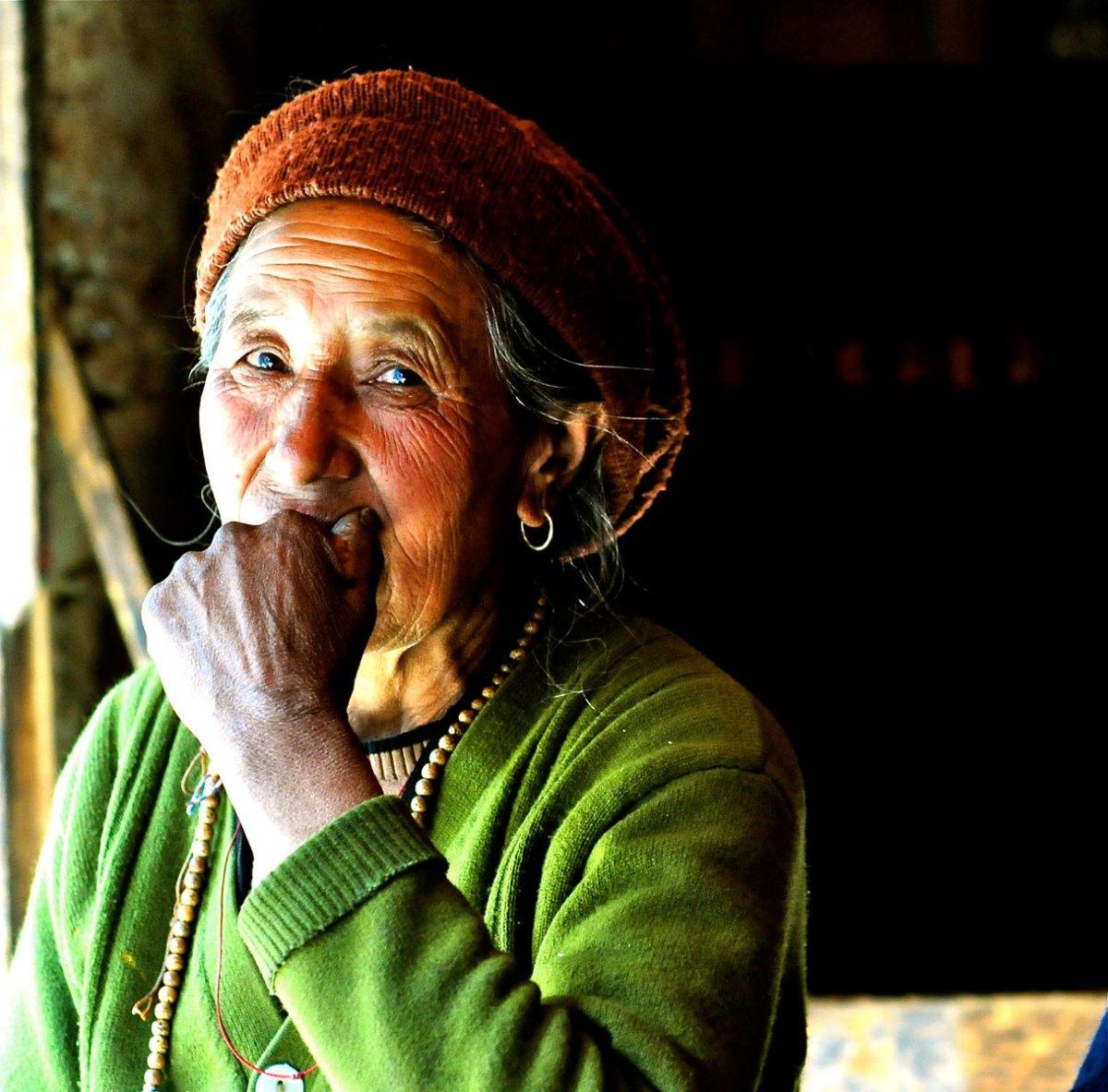 A tribute to the beautiful Nepali women!