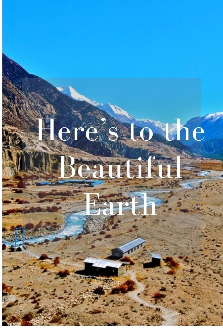 The Beautiful Earth