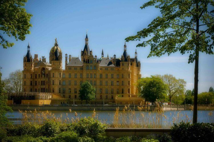 Day trip to Schwerin castle