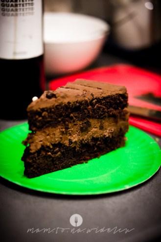 mam to na widelcu ciasto czekoladowe 8456