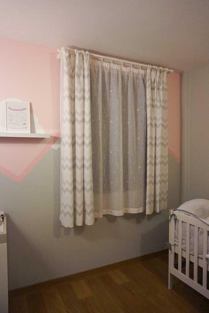 Cortinas en la habitacin del beb  Mamuchies