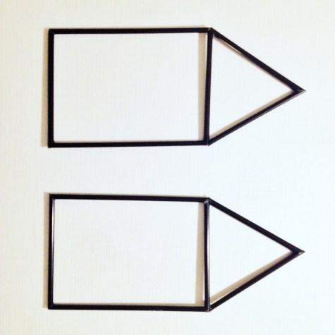 druciany domek ze słomek tutorial 2