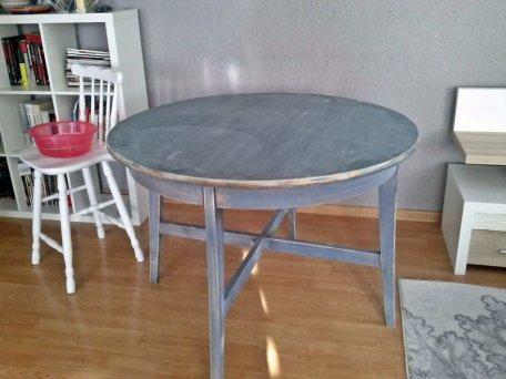 Stół przed matamorfozą