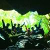 青木ヶ原樹海でアドベンチャー体験 氷の世界が広がる神秘な溶岩洞窟へ潜入!