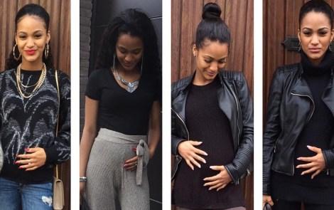 La vloggeuse Vanessa Caixeiro est enceinte !