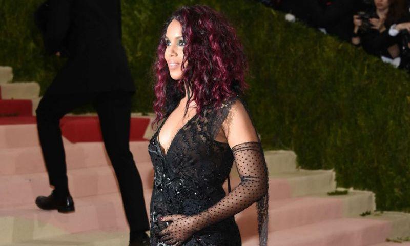 Kerry Washington est enceinte de son deuxième enfant !