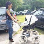Deux mois après son accouchement Vanessa Caixeiro affiche une taille de guêpe !