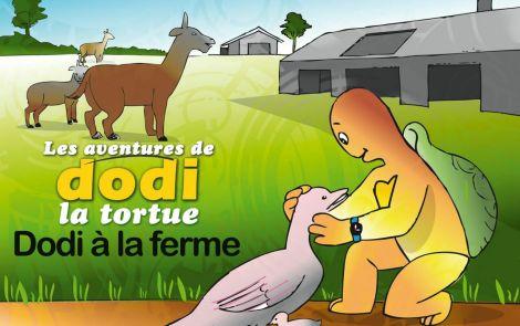 «Les aventures de Dodi la tortue» par Michele Bilong