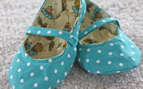 Comment fabriquer soi-même d'adorables chaussons en tissu pour bébé ?