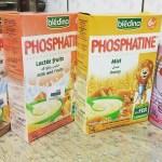 Diversification alimentaire : Test de la phosphatine de Blédina par Céline Victoria Fotso