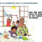 Campagne de sensibilisation sur l'éducation