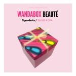 WandaBox Beauté, découvrez 5 produits minimum pour 15.000 FCFA
