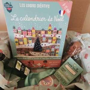 Box créative enfant kit calendrier de l'Avent – Mamzelle Sardine