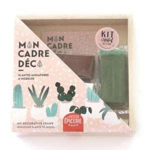 Kit Plantes miniatures à modeler – La Petite Epicerie