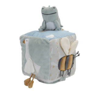 Cube d'activités en tissus Petite Oie – Little Dutch