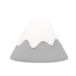Veilleuse Snow Mountain grise – Muid