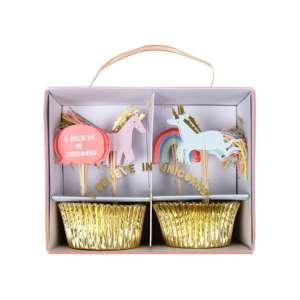 Kit Cupcake Licorne – Meri Meri