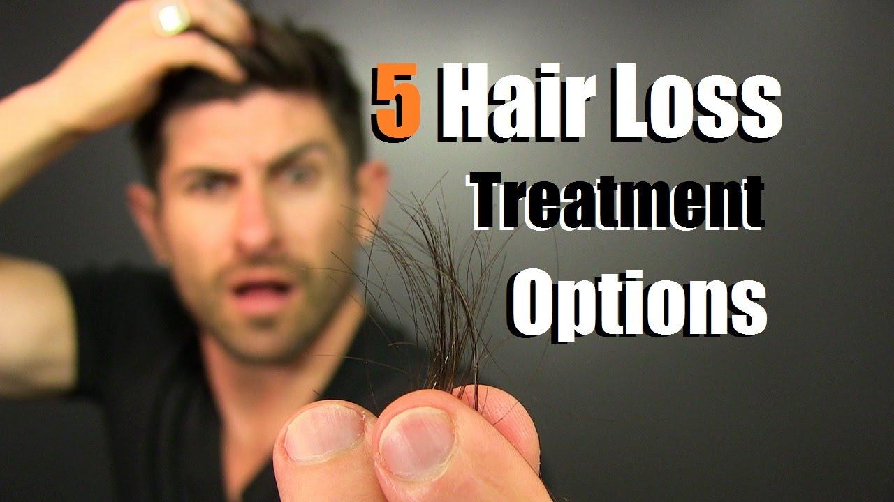Top 5 Hair Loss Treatment Options On The Market Hair Loss Tips Man Health Magazine Online Com