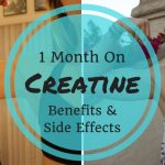 1 Month On Creatine Benefits Side Effects Gainz Man Health Magazine Online Com