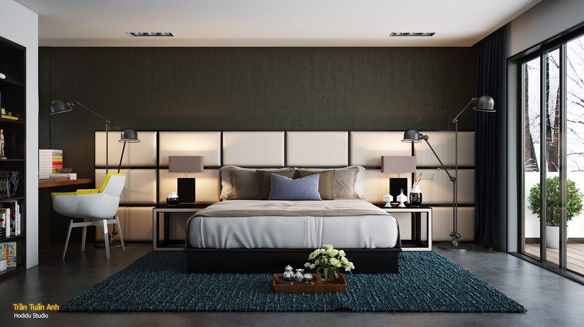 Inspiratie 4 unieke slaapkamers met geweldige details aan
