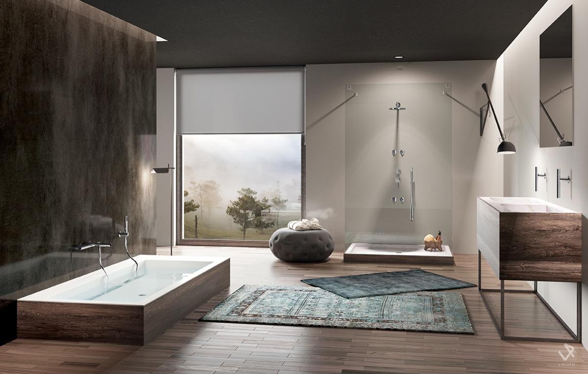 Badkamer inspiratie creer een ruimte vol rust en
