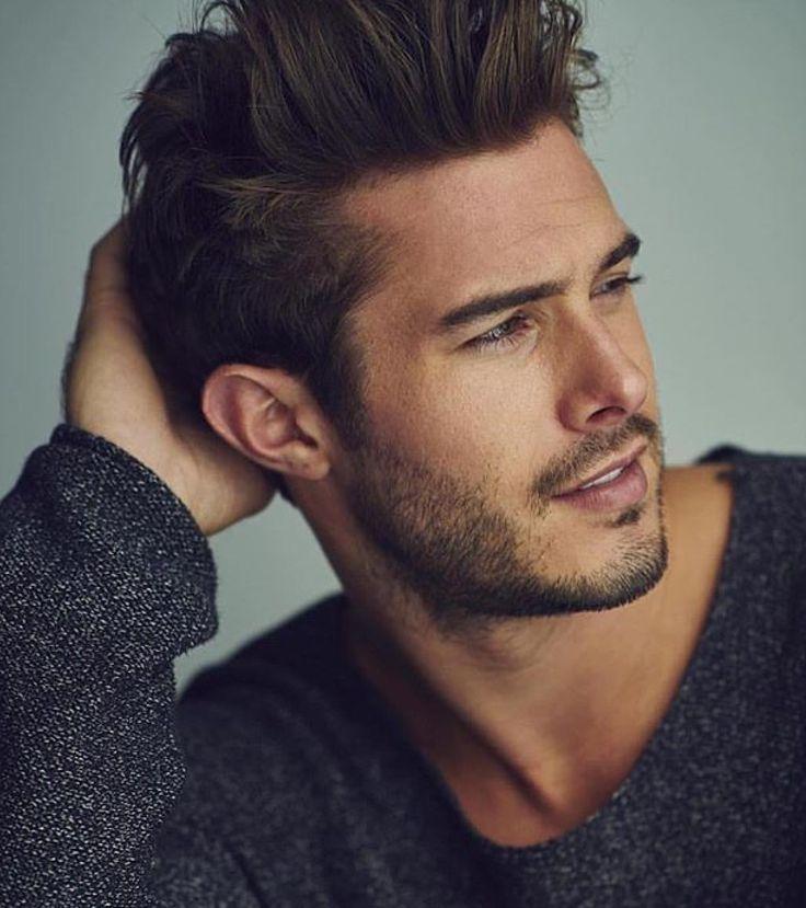 De Beste Haarstijlen Voor Mannen Met Halflang Haar MAN MAN