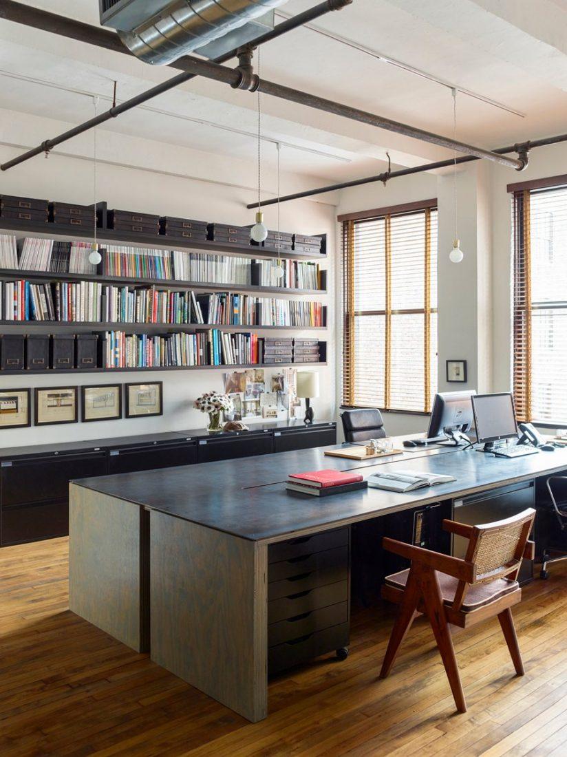 Dit New Yorkse kantoor laat zien hoe stijlvol een