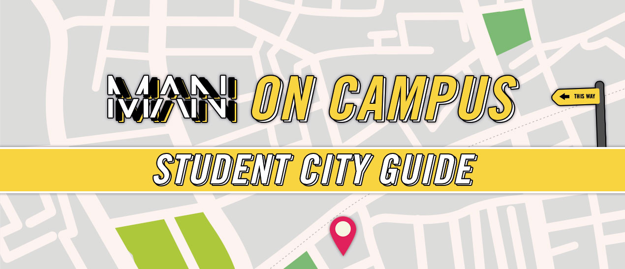 MAN On Campus Student City Guide: Nottingham