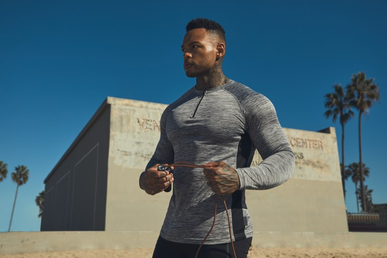 gym outfit for men