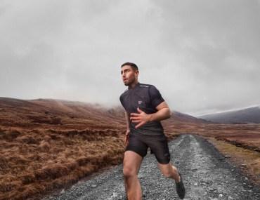 what to wear when running men