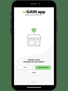 re gain app