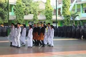 Pendaftaran siswa baru MAN 2 Model Makassar Th pelajaran 2016-2017