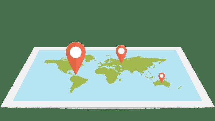中学地理分野の重要語句と基本事項のまとめ問題