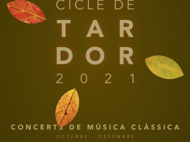 Cicle de tardor de música clàssica 2021