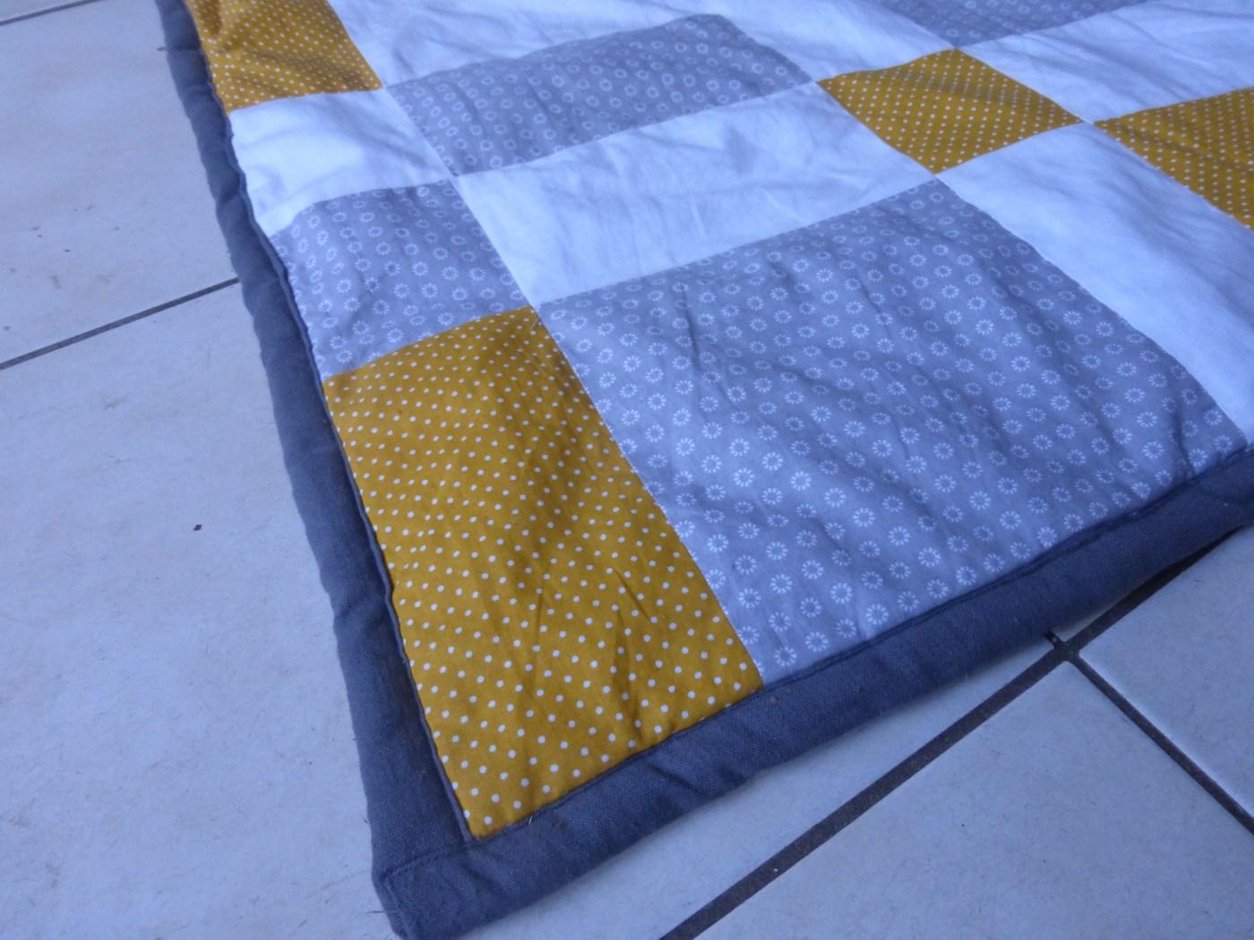 tapis d eveil patchwork mana b