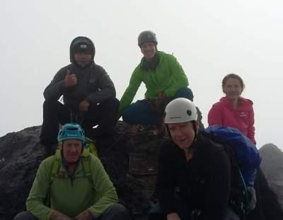 Carstensz Summit March 16
