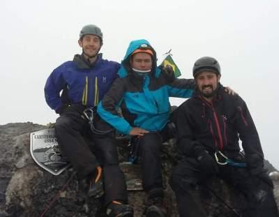 Carstensz Pyramid Summit, July 16