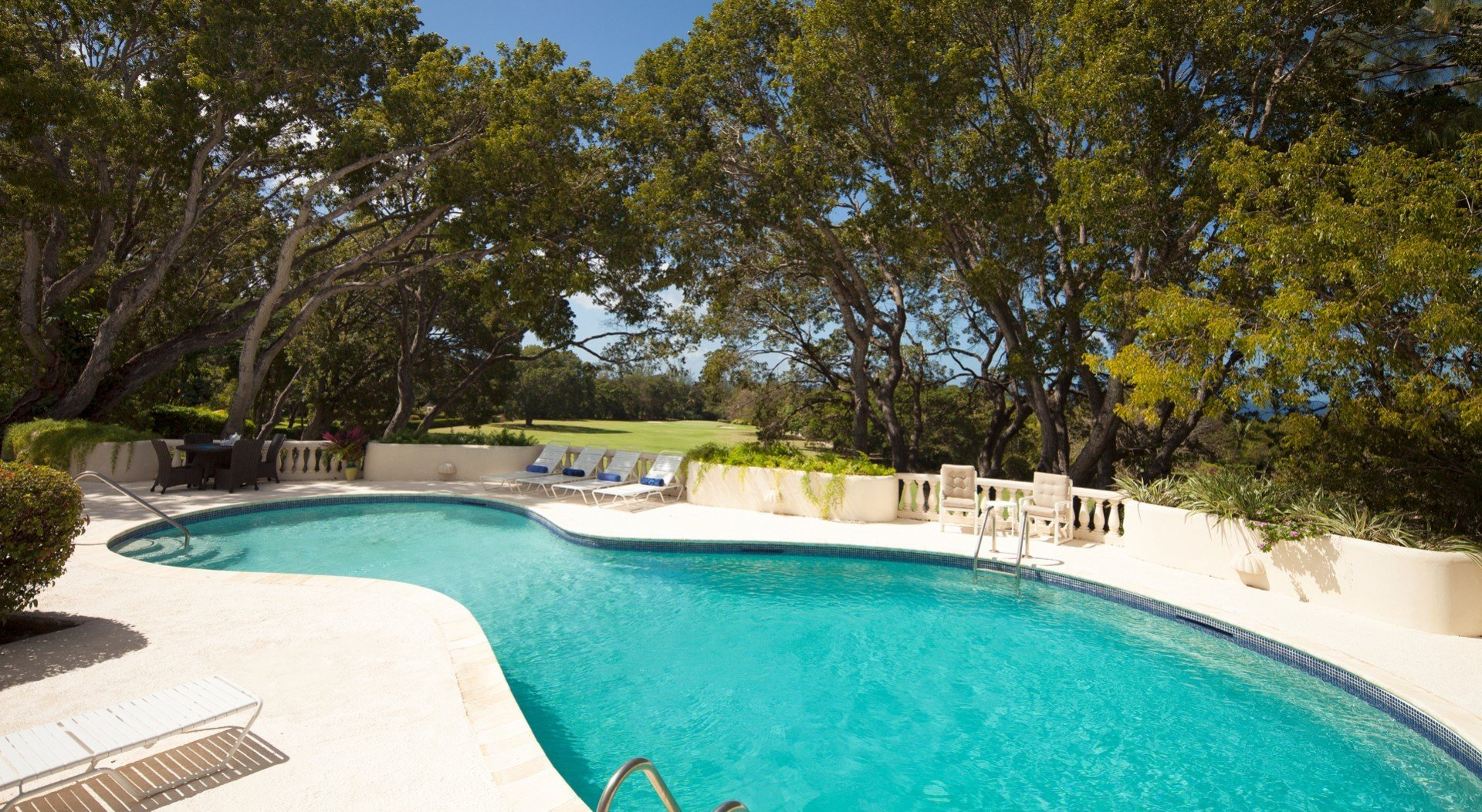 Villa Casuarina  Sandy Lane Barbados