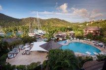 Marigot Bay Resort Penthouse 1 Bed - Villa